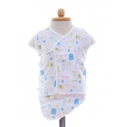 Shawn's Baby Baby Sleeveless Diaper Suite Tools catoon