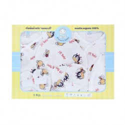 Shawn's Baby Gift Box Set Muslin 7 pcs.