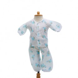 Shawn's Baby Long Arm With Long Checkered Sheep cartoon (Blue)