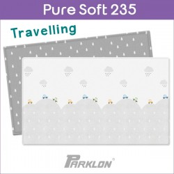 PARKLON Pure Soft Play Mat Size 140x235x1.5cm (Travelling)