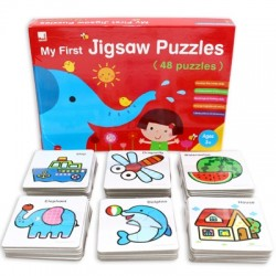 Toybies My First Jigsaw Puzzles