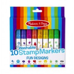 Toybies ปากกาสี Washable Stamp Markers