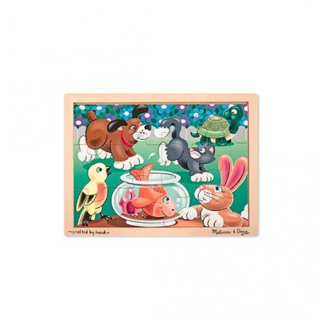 Toybies Playful Pets Jigsaw (12pc)